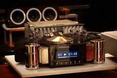 Loit Tube CD player