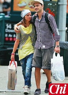 Alessandra Amoroso e Luca De Salvatore innamorati a New York