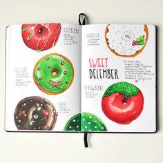 Donuts | by Anna Rastorgueva