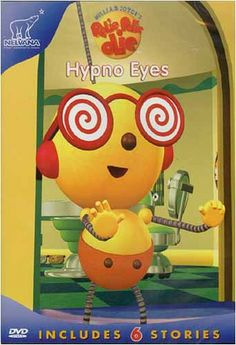 Buy Rolie Polie Olie - Hypno Eyes on DVD Movie. At iNetVideo we offer fast shipping and friendly customer service. Movie Gifs, Movie Tv, William Joyce, Lps Toys, Old Shows, Pikachu, Eyes, Videos, Artist