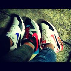 Nike Air Max!!    havee themm. (:
