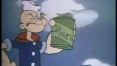 Popeye, le vrai marin.
