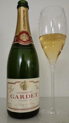 Champagne Gardet Blanc des Blancs Brut millésimé 1997