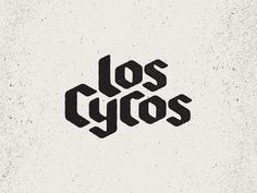 Los Cycos by Aaron Gibson - Dribbble