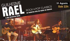 Rael & banda no Costello Barra • Barrazine