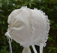 Miss Buford's Baby Bonnet Pattern