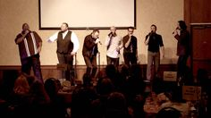 """Acappella """"Amazing Grace"""" with Tim Foust"""