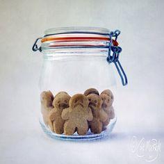 prisoners of the cookie jar :(