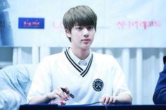 BTS Jin © Still Here | Do not edit.