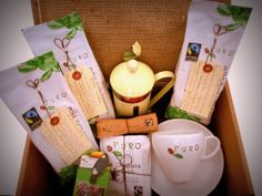 LAST DAY TO ENTER TO WIN! Puro Coffee Giftpack Giveaway from Canned-Time.com