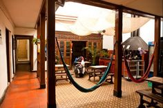 Improve Your Relaxation With Hammock Accessories - Hammocks Ideas - Hammock In Bedroom, Indoor Hammock Bed, Hammock Swing, Hostels, Hammock Accessories, Lodges, Luxury Homes, Camping Tarp, Coffee Bars