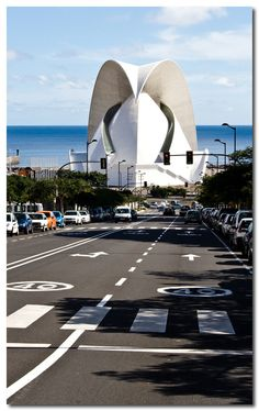 Auditorio de Tenerife, Canary Island, Spain, by jmhdezhdez | Flickr - Photo Sharing!