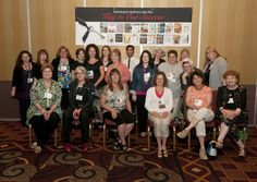 Kalmbach Books Authors' Reception -- What a great group!