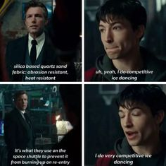 I love Ezra Miller and his portrayal of Barry, he's an absolutely adorable human being Marvel And Dc Superheroes, Marvel Dc Comics, Dc Memes, Batman Vs Superman, Detective Comics, Teen Titans, Comic Character, Dc Universe, Captain Marvel