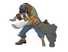 The Walrus Mutant Pirate from the Papo Pirates collection - Discounts on all Papo Toys at Wonderland Models. One of our favourite models in the Papo Pirates and Corsairs figure range is the Papo Walrus Mutant Pirate. Papo manufacture wonderful, amazingly accurate models of all sorts of toy figures, particularly pirates and corsairs including this model of the Walrus Mutant Pirate which can be complemented by any of the items in the Pirate World range.