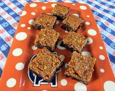 Pecan Pie Brownies - Football Friday   Plain Chicken
