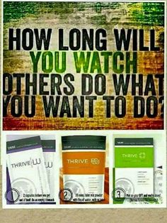 Start being #happier and #healthier kennas.le-vel.com