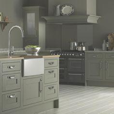 Cooke & Lewis Carisbrooke Taupe   Kitchen Ranges   Kitchen   Rooms ...