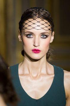 El maquillaje en los desfiles de Alta Costura París F/W 2015