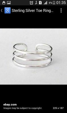 Sterling Silver Toe Rings, Temple Wedding, Wedding Website, Wedding Rings, Engagement Rings, Glasses, Image, Jewelry, Enagement Rings
