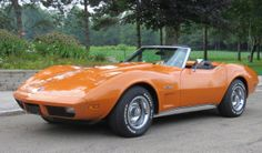 1974 Chevrolet Corvette..Re-pin brought to you by agents of #Carinsurance at #Houseofinsurance in Eugene, Oregon