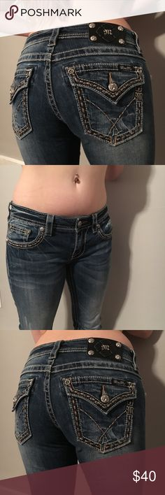 New never worn Miss Me jeans. Never worn miss me jeans. Boot cut. Jeans Boot Cut