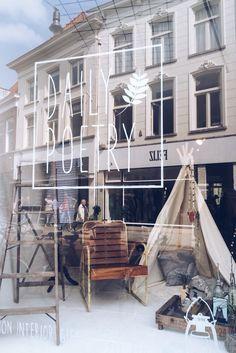 Daily Poetry, Den Bosch