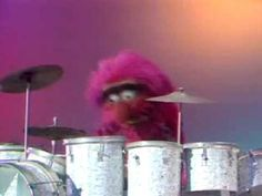 The Animal (Muppets) vrs Buddy Rich on drums