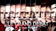 Le grand débat de la présidentielle 2017 – CNews Les 11 candidats à l'élection présidentielle seront réunis pour la première fois à l'occasion d'un débat télévisé organisé conjointement pa... http://feedproxy.google.com/~r/itele/laune/~3/lJ7NSLuyczo/le-grand-debat-de-la-presidentielle-2017-174105 Check more at http://feedproxy.google.com/~r/itele/laune/~3/lJ7NSLuyczo/le-grand-debat-de-la-presidentielle-2017-174105