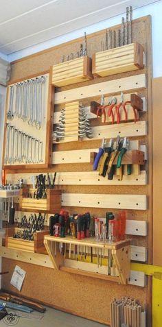 68 Smart Garage Storage Organization Hack #