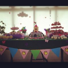 Ben & Holly Party