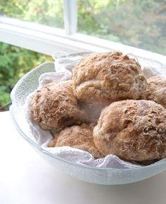 Whole Grain Gluten Free Vegan Bread Rolls