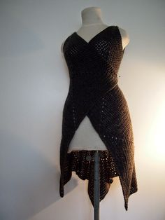 VMSomⒶ KOPPA: Asymmetric dress - 09: front