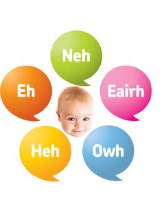 Dunstan Baby Language Teaches you how to decipher cries and words. VERY helpful for first time Mommies.