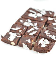 Gezonde Brownies van Rens Kroes met zoete aardappel - Uit Pauline's Keuken