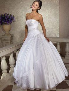 Prom/wedding dress (: