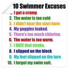 Competitive Swim Quotes