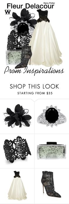 """""""Harry Potter - Prom Inspirations"""" by wearwhatyouwatch ❤ liked on Polyvore featuring Thalia Sodi, Stefanie Phan, Marchesa, Valentino, Prom, harrypotter, wearwhatyouwatch and film"""