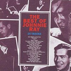 The Best of Johnnie Ray [Sony] [CD]