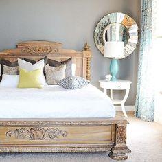 Bom dia com este sonho de cama  #morning #wakeup #inlove #homedecor #inspiration #decoration #bohodecor #instadesign #dream #bed #interiordesigner by fepontelo
