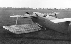 Gerin Varivol V-6 (1936) was a French research aircraft with variable wing surface, designed and built by Jacques Gerin. Only one aircraft was flown during 1936 before it was destroyed in an accident. Second prototype V-6e Varivol was built in 1938.