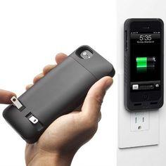 plug in iphone case: