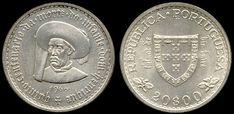 20 Escudos - Prata, 1959