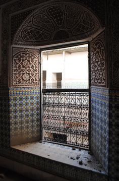 Riad of the month Marrakesh, Wall Tiles, Backsplash, Moroccan, Tile Floor, Windows, Flooring, Traditional, Contemporary