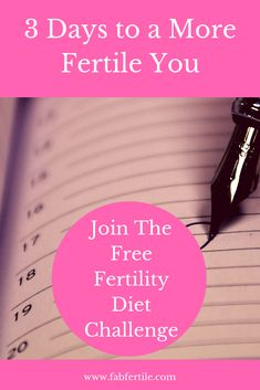 Take this 3 day diet challenge to learn which food can boost your fertility naturally. Get recipes for fertility smoothies, soups, salads, and more. Foods To Boost Fertility, Fertility Smoothie, Fertility Diet, How To Conceive, Pregnancy Signs, Ivf Pregnancy, Healthy Soup Recipes, Eat Healthy, Diet Challenge