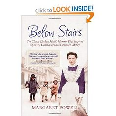 A great memoir from someone who experienced life as a servant in homes like those depicted in Upstairs, Downstairs and Downton Abbey