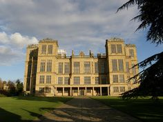 Hardwick Hall is a 16th century Elizabethan country house in Derbyshire, England.