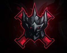 Monster Hunter X Logo Desing, Game Logo Design, Logo Esport, Art Logo, Team Logo, Esports Logo, Game Character Design, Gaming Wallpapers, Monster Hunter