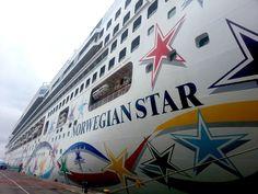 Norwegian Star- cruiseship