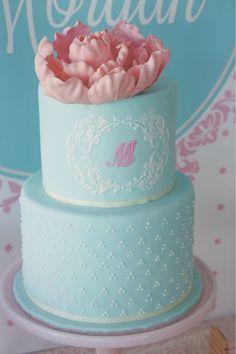 Prachtige taart!